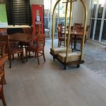 Restaurant/reception area