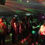 80's school disco party night