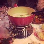Käse-Fondue für 3 Personen