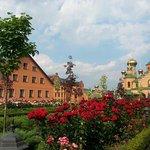 Июнь - отличное время для посещения монастыря!
