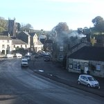 Main road through Hartington from Room 11