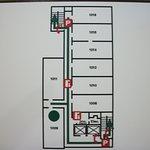 Suites on tenth floor