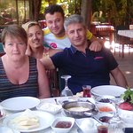 Day trip organised by Mehmet, with Ozzy + Ahmet. Traditional Turkish breakfast. Amazing!
