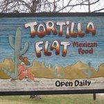 Bilde fra Tortilla Flat