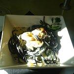 Espaguethis sapore di mare