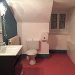 Salle de bain chambre familliale