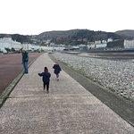 Promenade Foto
