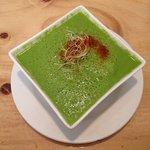 Sopa Verde maravilhosa