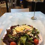 Super delicious Greek salad!
