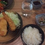 Seafood katsu