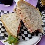 Lobster Sandwich (Wish it had been half as tasty as it looked)