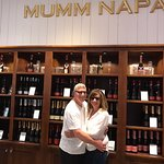 Mum Napa- a favorite for sparkling style wines