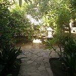 Main garden.