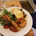The Omelet.....so good!!!!