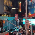 Night Times Square Foto