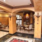 Hotel Nena Front Lobby