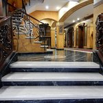 Hotel Nena Entrance Stairs