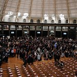 Graduation Day 2016 - one of the many events the Dome hosts in its varied role