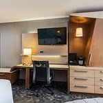 Standard in all of our newly renovated rooms!
