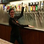 Try the beer, with the most friendly bartender in Knoxville.