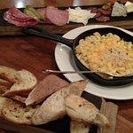 Charcuterie, Cheeses, & Lobster Mac