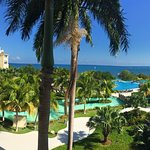 Panoramic view from my balcony