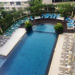 Long Beach Cha-am Hotel Foto