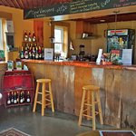 Crow Farm winetasting room