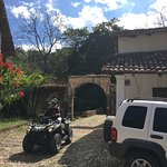 Photos of Hacienda Jalisco taken in November 2016. The hotel is closed and from what we saw it w