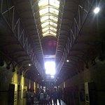 Old Melbourne Gaol interior