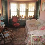 Rose Room (shared access from Margaret Mitchell & McGuffey Rooms)