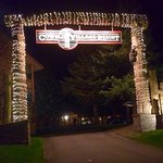 A welcoming Entrance-