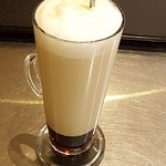 London Fog with Maple - a warm latte drink based on Earl Grey tea, with some maple added!