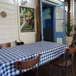 Kafe Meze - Back Verandah