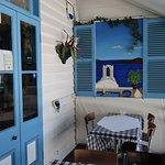 Kafe Meze - Front Verandah