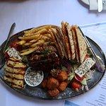 Kafe Meze - Meat Meze Platter