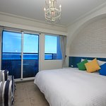 Double Room with view and balcony