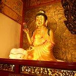 Tapınağın içi
