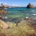 Playa del Amor (Lover's Beach) Foto