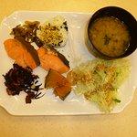 Free basic Japanese breakfast