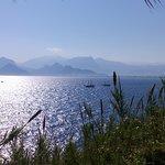 vista al Mediterraneo