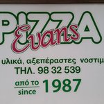 Photo de Pizza Evans House