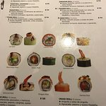 It's good sushi, but not great !