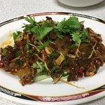 牛肉陈海鲜小炒照片