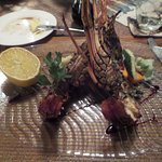 Grilled Lobster