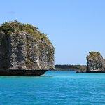 Baie d'Upi à l'île des Pins