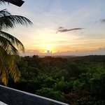 A beautiful sunrise at a beautiful La Finca. Couldn't have asked for more...