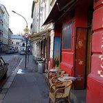 Les Couleurs Cafe.