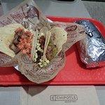 tacos & Burrito