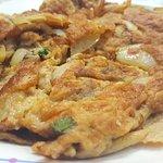 Sizzling Thai dish